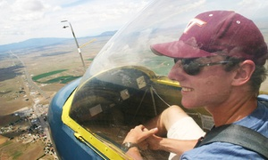 Sundance Aviation: $99 for a 30-Minute High-Performance Glider Flight from Sundance Aviation ($151 Value)