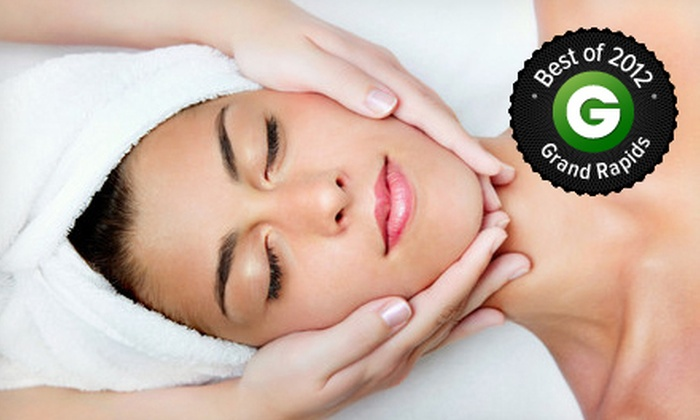 Heavenly Healings Holistic Health Services - Grand Rapids: Raindrop Massage or Massage Detox Package at Heavenly Healings Holistic Health Services (Up to 51% Off)