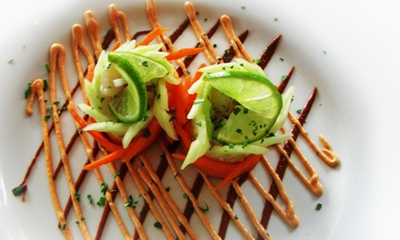 Organic, Sustainable, and Gluten-Free Food for Lunch or Dinner at Hugo's Restaurant (50% Off)