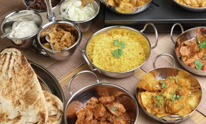 Aroma & Spice: Weekend or Weekday Buffet for Two or $28 for $40 Worth of Indian Food at Aroma & Spice