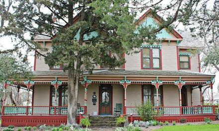 Guided Tour for Two, Four, or Six at The Heritage Farmstead Museum (Up to 50% Off)