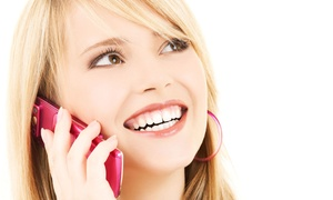 Aria Dunham: Singing Telegram Over the Phone or In Person from Aria Dunham (Up to 53% Off)