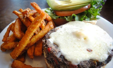 $15 for $30 Worth of Contemporary American Food and Drinks at Feast Restaurant and Bar