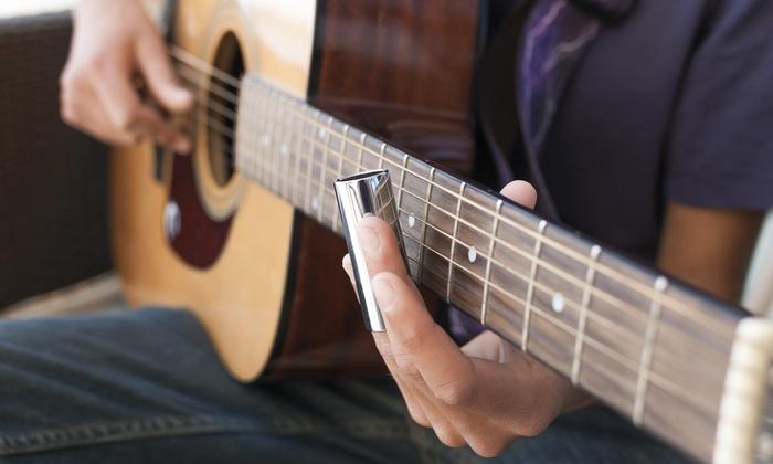 Esteban Ramos Music - Hartford: Two Private Music Lessons from Esteban Ramos Music (45% Off)