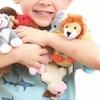 Talking Plush Animal Toys (Set of 12)
