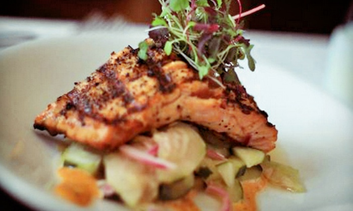 Chef Tony's Restaurant - Bethesda: Three-Course Prix-Fixe Seafood Dinner for Two or Four at Chef Tony's Restaurant (Up to 53% Off)
