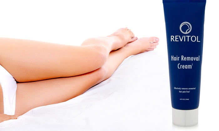Revitol Hair Removal Cream Groupon Goods