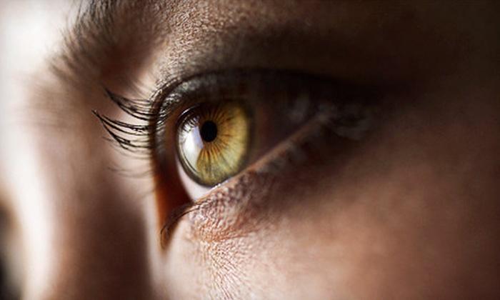 Palisades Laser Eye Center - Pomona: $1,999 for LASIK or PRK Laser Vision Correction for Both Eyes at Palisades Laser Eye Center ($5,000 Value)