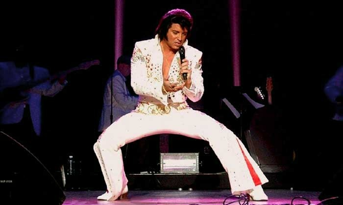 Elvis Lives - Rosemont Theatre: Elvis Lives at Rosemont Theatre on February 22 at 3:30 p.m. (Up to 37% Off)