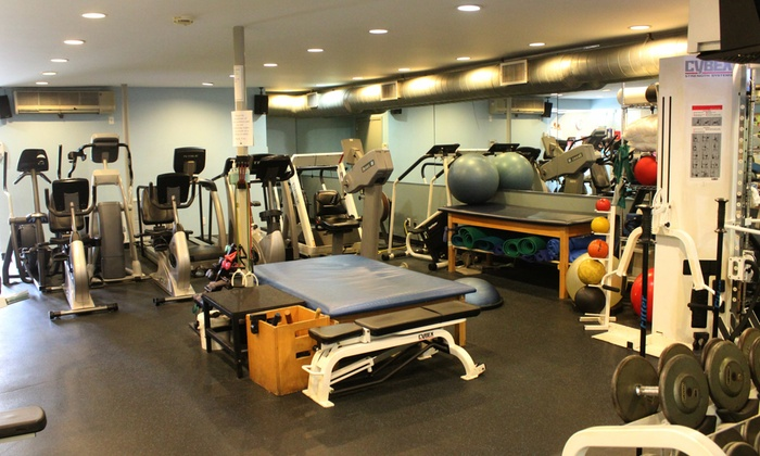 Ellen Bodner's Next Step Health and Fitness - Oakland Gardens: Up to 65% Off Supervised Fitness Sessions at Ellen Bodner's Next Step Health and Fitness