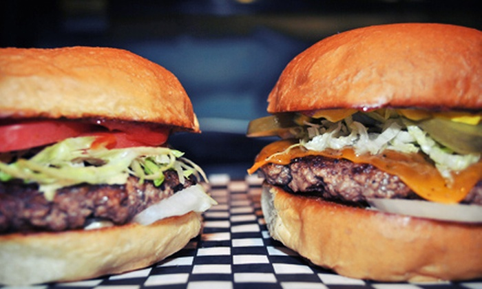 Big Moe's Burgers - Multiple Locations: $10 for $20 Worth of Burgers and Grill Fare at Big Moe's Burgers