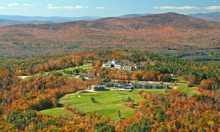 null - Providence: Stay at Steele Hill Resorts in New Hampshire's Lakes Region. Dates Available into November.