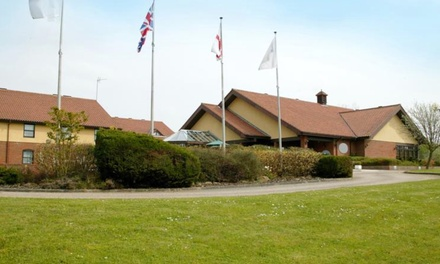 Suffolk: 1 or 2 Nights for Two with Breakfast at the Dragonfly Hotel Bury St Edmunds
