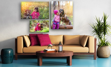 Custom Canvas Portraits from CanvasOnSale for $6.99–$31