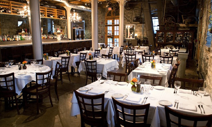 Tappo Wine Bar and Restaurant - Downtown Toronto: Three-Course Italian Meal for Two or Four at Tappo Wine Bar and Restaurant (Up to 64% Off)
