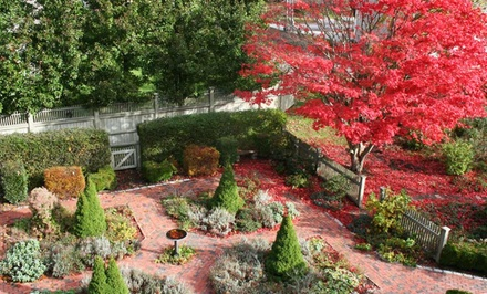 groupon daily deal - 1- or 2-Night Stay for Two at Tower House B & B in Narragansett, RI
