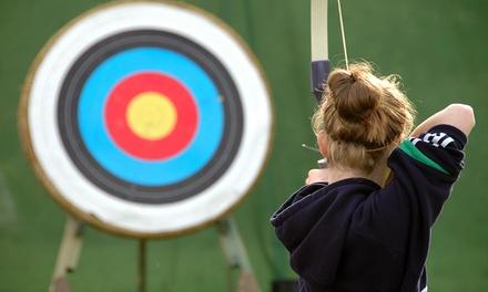 Giornata di tiro con l'arco per 2 o 4 persone da Arcieri di Genazzano (sconto fino a 71%)