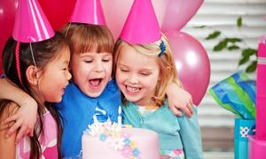 """Kids & Family Concept: Verjaardagsformule """"Schattenjacht"""" (tot 15 kinderen) vanaf € 174,99 met Kids & Family Concept"""