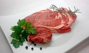 Pack de carne de ternera de Girona con entrecots, bistecs y hamburguesas desde 54 €