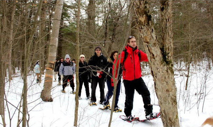 Toronto Adventures Inc. - Multiple Locations: Winter Fun- Snowshoeing from Toronto Adventures (Up to 25% Off)