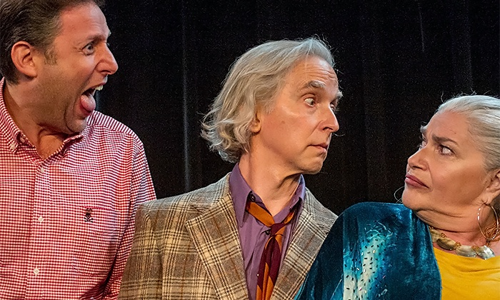 """Old Jews Telling Jokes!""  - George Street Playhouse: ""Old Jews Telling Jokes!"" (December 2–January 3)"