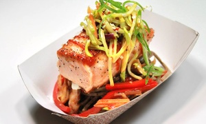 Scratch-Bistro: $12 for $20 Worth of Gourmet Food Truck Cuisine from Scratch-Bistro