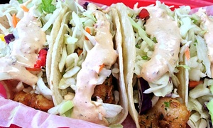 Mr. Taco: $12 for $20 Worth of Mexican Food and Drinks at Mr. Taco