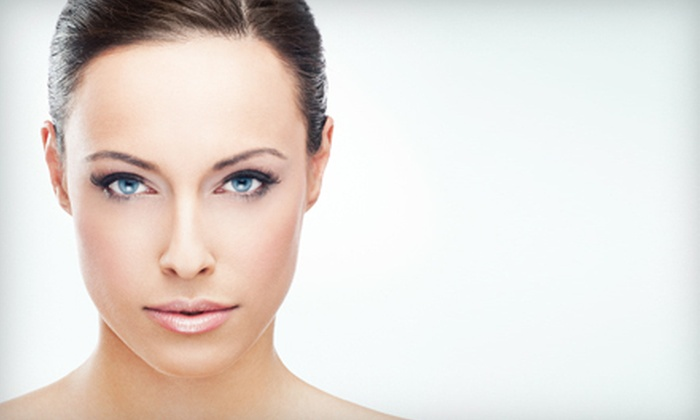 Advanced Aesthetic Solutions - Overland Park: One, Two, or Three Anti-Aging Oxygen-Infusion Facials at Advanced Aesthetic Solutions (Up to 54% Off)