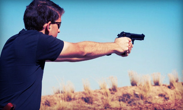 Practical Shooting - Oklahoma City: $35 for a Conceal-Carry-Permit Class at Practical Shooting ($70 Value)