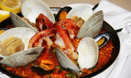 Dinner Tapas for Two or Four at Solun (Up to 40% Off)