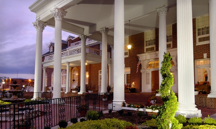 The Mimslyn Inn - Luray, VA: Two-Night Stay for Two in a Historic Room or Blue Ridge at The Mimslyn Inn in the Shenandoah Valley, VA