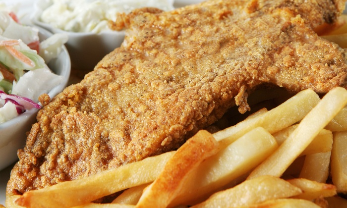 Catfish Junction - Rock Hill: $11 for $20 Worth of Fried Fish, Cajun Food, and Drinks at Catfish Junction