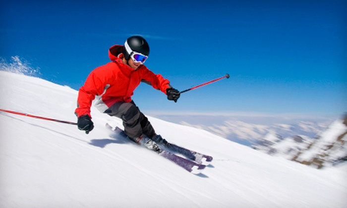 Skyloft Ski Resort - Skyloft Ski Resort: Full-Day or Full-Day and Night Lift Ticket with Option for Equipment Rental at Skyloft Ski Resort (Up to 46% Off)