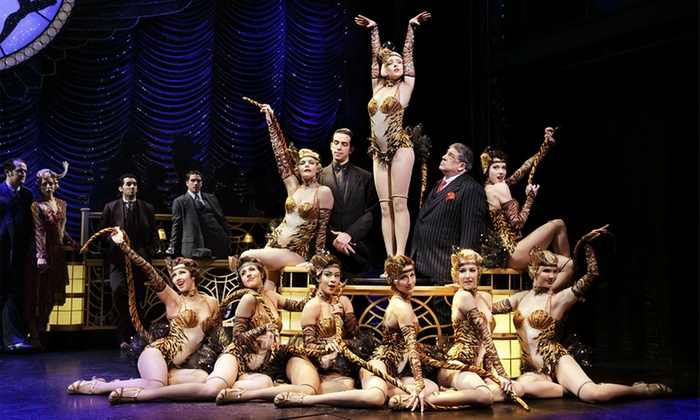 """""""Bullets Over Broadway"""" - Tobin Center: """"Bullets Over Broadway"""" on March 6, 2016, at 7 p.m."""