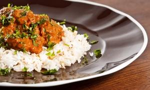 Saino Indian-Nepali Kitchen: $12 for $20 Worth of Indian and Nepalese Food for Two at Saino Indian-Nepali Kitchen