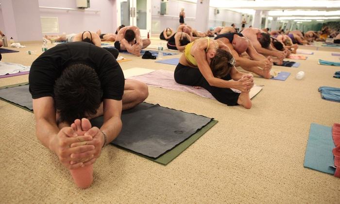 Bikram Yoga Shelton - Shelton: Five Yoga Classes or Two Months of Unlimited Classes at Bikram Yoga Shelton (Up to 78% Off)