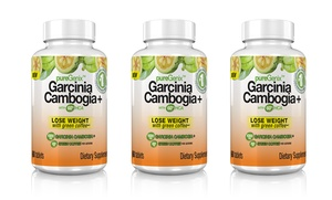 Buy 2 Get 1 Free: pureGenix Garcinia Cambogia+ with 60% HCA