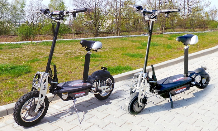 elektro scooter viron groupon goods. Black Bedroom Furniture Sets. Home Design Ideas