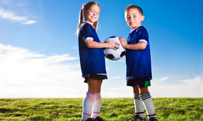 Kiddie Soccer - Multiple Locations: $70 for an Eight-Week Fall Soccer Program for Kids from Kiddie Soccer ($130 Value)