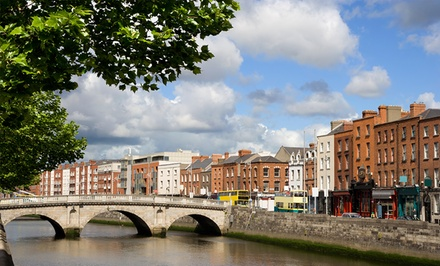 ✈ Dublin: 2 or 3 Nights for Two with Flights, Optional Tour and Accommodation at Best Western Sheldon Park*