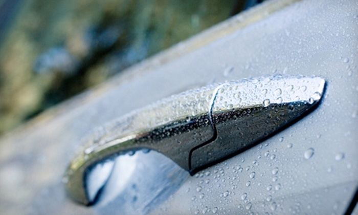ABQ Mobile Detail - Bel-Air: In-Shop or Mobile Auto-Detailing Package for a Small, Medium, or Large Vehicle from ABQ Mobile Detail (Up to 57% Off)