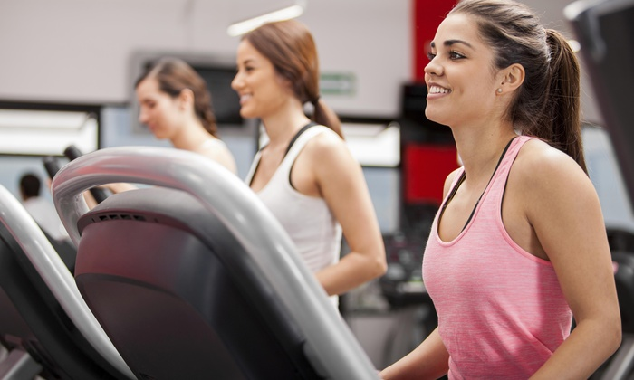Imc Personal Training Center - Willow Glen: Four Weeks of Gym Membership at IMC Personal Training Center (70% Off)