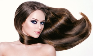 Sonya Michelle Hair Spa: One or Two Keratin or Chemical-Free Straightening Treatments at Sonya Michelle Hair Spa (Up to 73% Off)