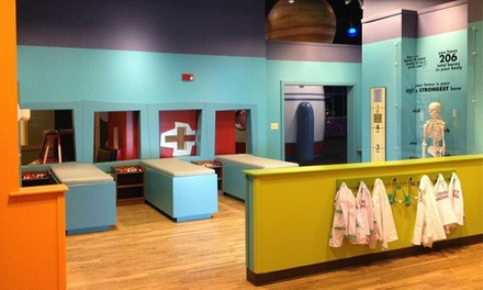 Visit for Two or Four to McKenna Children's Museum (Up to 33% Off)