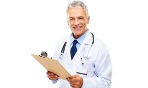 Check up vascolare, nutrizionale e 2 trattamenti drenanti, riducenti o sclerosanti a scelta (sconto fino a 88%)