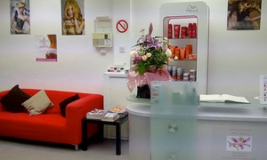 Simply Essential Hair & Beauty: Choice of One-Hour Massage with Optional Gel Manicure or Facial at Simply Essential Hair & Beauty (Up to 55% Off)