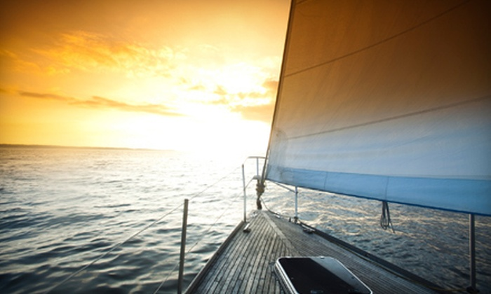 Windsong Sailing Academy - Lake Lanier: $145 for a Five-Hour Sailing Intro Class and Two-Hour Sailing Outing at Windsong Sailing Academy ($292 Value)