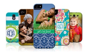 Custom Sleek Or Tough Smartphone Case From Paper Concierge For $19.99 Or $24.99