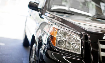 Three or Five Full-Service Car Washes at Soft Touch Auto Wash & Detail Center (Up to 53% Off)