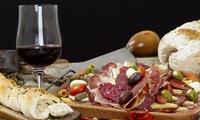 Genussabend mit 8 Weinen, Antipasti und Olivenöl für 1, 2 oder 4 Personen bei Raoulivini (bis zu 58% sparen*)